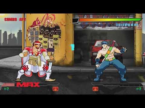 Slasher The Power Battle
