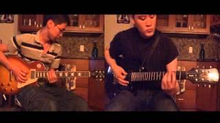 Lady Strange - Def Leppard (Lead+Rhythm Cover) - HD