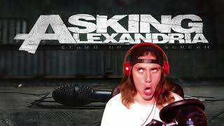 I Used to Have a Best Friend But Then He Gave Me an STD (Asking Alexandria) - Review/Reaction
