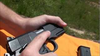 Pistola IMBEL MD6 TC .40 S&W