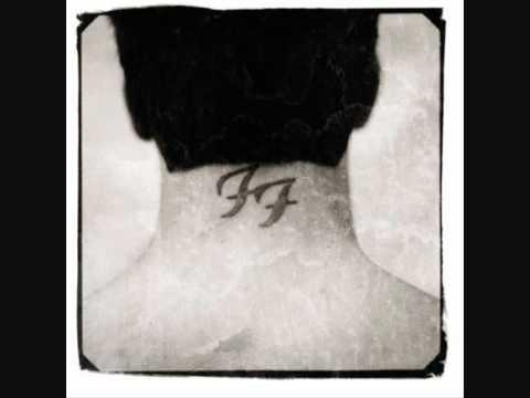 Foo Fighters - Live-In Skin