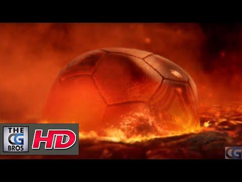 "CGI VFX Spot : ""Volvic: Eruption"" – by Digital District"