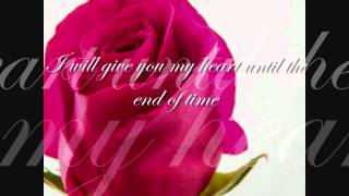 Valentine (with lyrics), Martina McBride [HD]