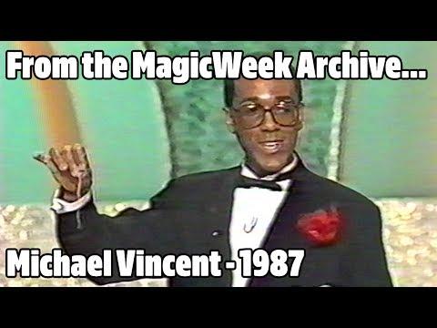 Michael Vincent 1987