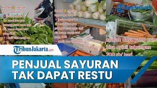 Viral Kisah Rosvita Tak Direstui Calon Mertua karena Penjual Sayur