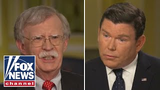 Bret Baier grills John Bolton on accusations of inaccuracies in new book