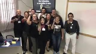 Semana Nacional de Trânsito -  Colaboradores Unidade S. J. do Rio Preto