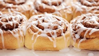 cinnamon bun icing recipe without cream cheese