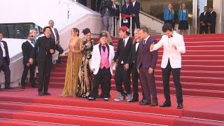 American Honey Red Carpet At 69th Cannes Film Festival