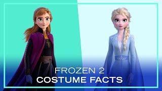 Frozen 2 Costume Facts | Disney Style