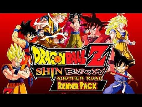 DRAGON BALL Z SHIN BUDOKAI ANOTHER ROAD PSP ISO COOLROM – ROKUNPORTCON