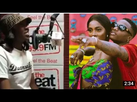 """Wizkid & I Are """"Friends With Benefit"""" - Say Tiwa Savage In Interview With the Beat 99.9FM"""