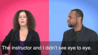 English in a Minute: See Eye to Eye