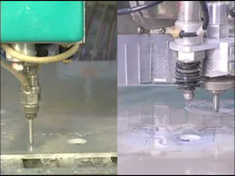 [VIDEO] Dynamic vs Conventional Waterjet Video