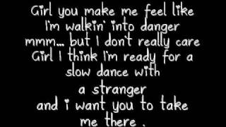 Danger Radio - Slow Dance With A Stranger  ♥ Lyrics . x