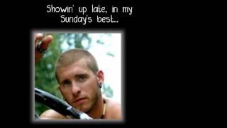 Freshman Year - Brantley Gilbert (Lyrics)
