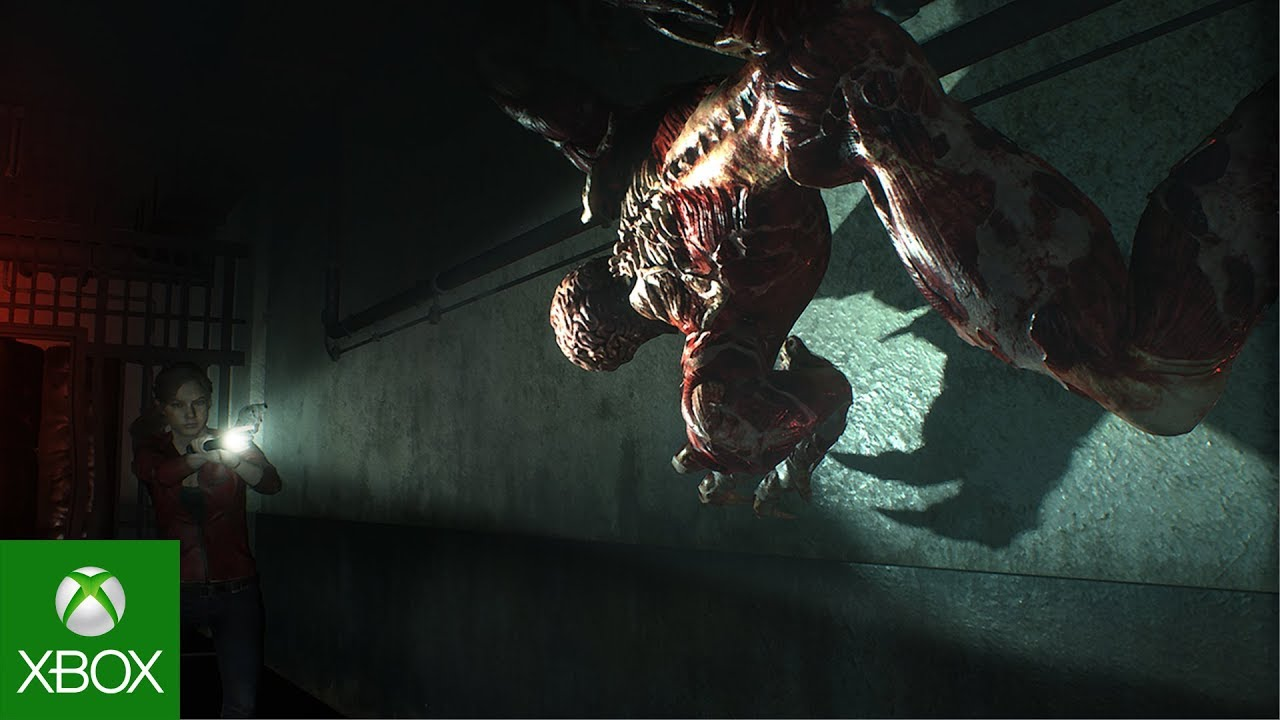 Video For A Look Ahead: Resident Evil 2