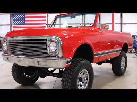 Video of '71 Blazer located in Kentwood Michigan Offered by GR Auto Gallery - LVCE
