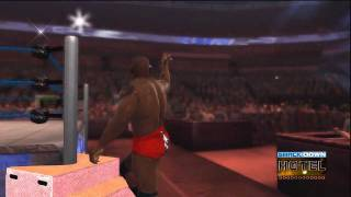 WWE '12 Ezekiel Jackson Updated Entrance [Video]