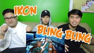 IKON - BLING BLING M/V REACTION (FUNNY FANBOYS)