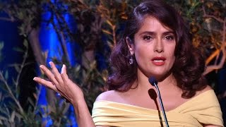 Salma Hayek's Powerful Message to Hollywood: 'We're Not Going Away at 30'