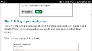 How to apply for a UK passport online