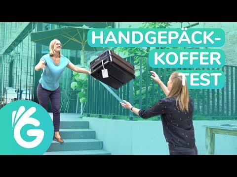 Koffer Test – 10 Handgepäck Koffer im Vergleich