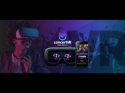 ConcertVR Как инвестировать в проект