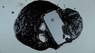 Что будет, если ЗАЛИТЬ iPhone 6S ГУДРОНОМ