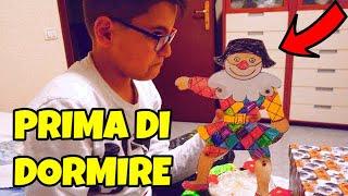CON ARLECCHINO PRIMA DI DORMIRE - Leonardo D