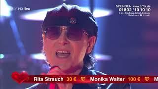 Scorpions - Follow Your Heart (2017 version) (Ein Herz für Kinder - 2017-12-09)