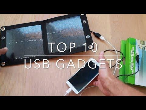 Top 10 USB Gadgets