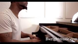 Brian McKnight - Never felt this way (cover) Bernard Wright