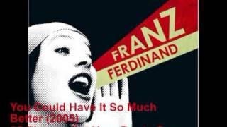 Franz Ferdinand Discography (Studio Albums)