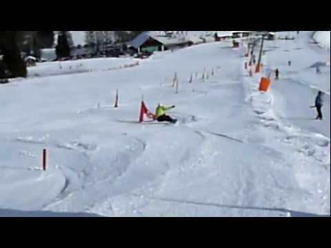 Alpin Snowboard Alex Payer