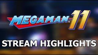 STREAM HIGHLIGHTS - Megaman 11