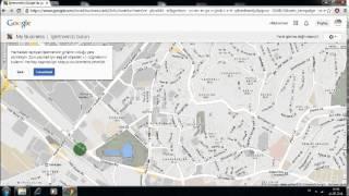 Firmayı Google Haritaya Ekleme