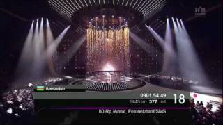 Eurovision 2011 WINNER - Ell/Nikki - Running Scared - Live - HD.