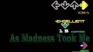 Stepmania As Madness Took Me - Dragonland
