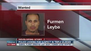 Police Search For Suspect In Adams County Triple Homicide