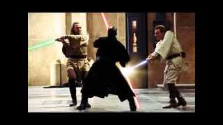 John Williams & London Symphony Orchestra - Duel of the Fates & The Clash of Lightsabers