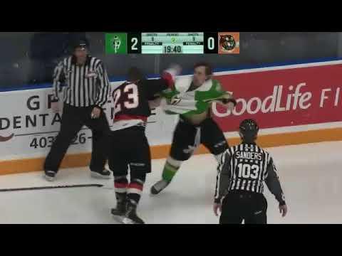 Bryan Lockner vs. Kody McDonald