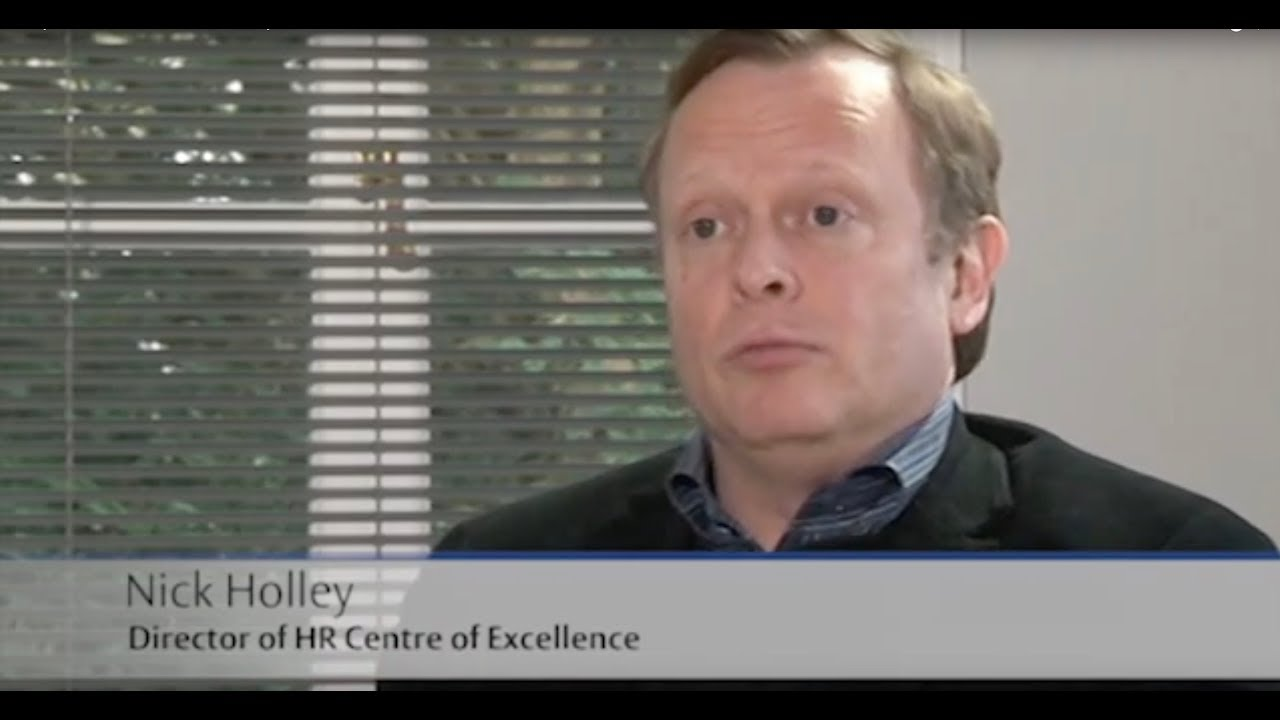 Henley Centre for HR Excellence Nick Holley - The benefits to members