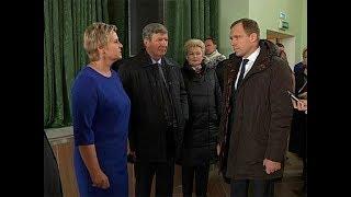 В Курске работала временная комиссия Совета Федерации