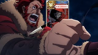 Iskandar  - (Fate/Grand Order) - Kiritsugu Solo vs Iskandar - FGO NA Fate/Accel Zero Order