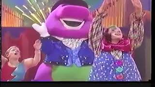please and thank you song barney - TH-Clip