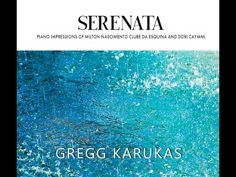 Gregg Karukas  solo piano - Serenata - CD preview pt.1