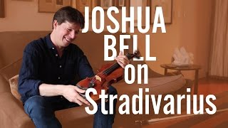 Kennedy Center - Joshua Bell On Stradivarius