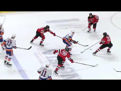 Sound Tigers vs. Devils   Jan. 5, 2019