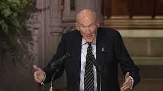 Alan Simpson eulogy for President HW Bush [FULL VIDEO]